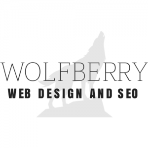 Wolfberry Media Logo