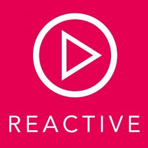 Reactive Graphics Logo