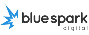 blue spark digital Logo